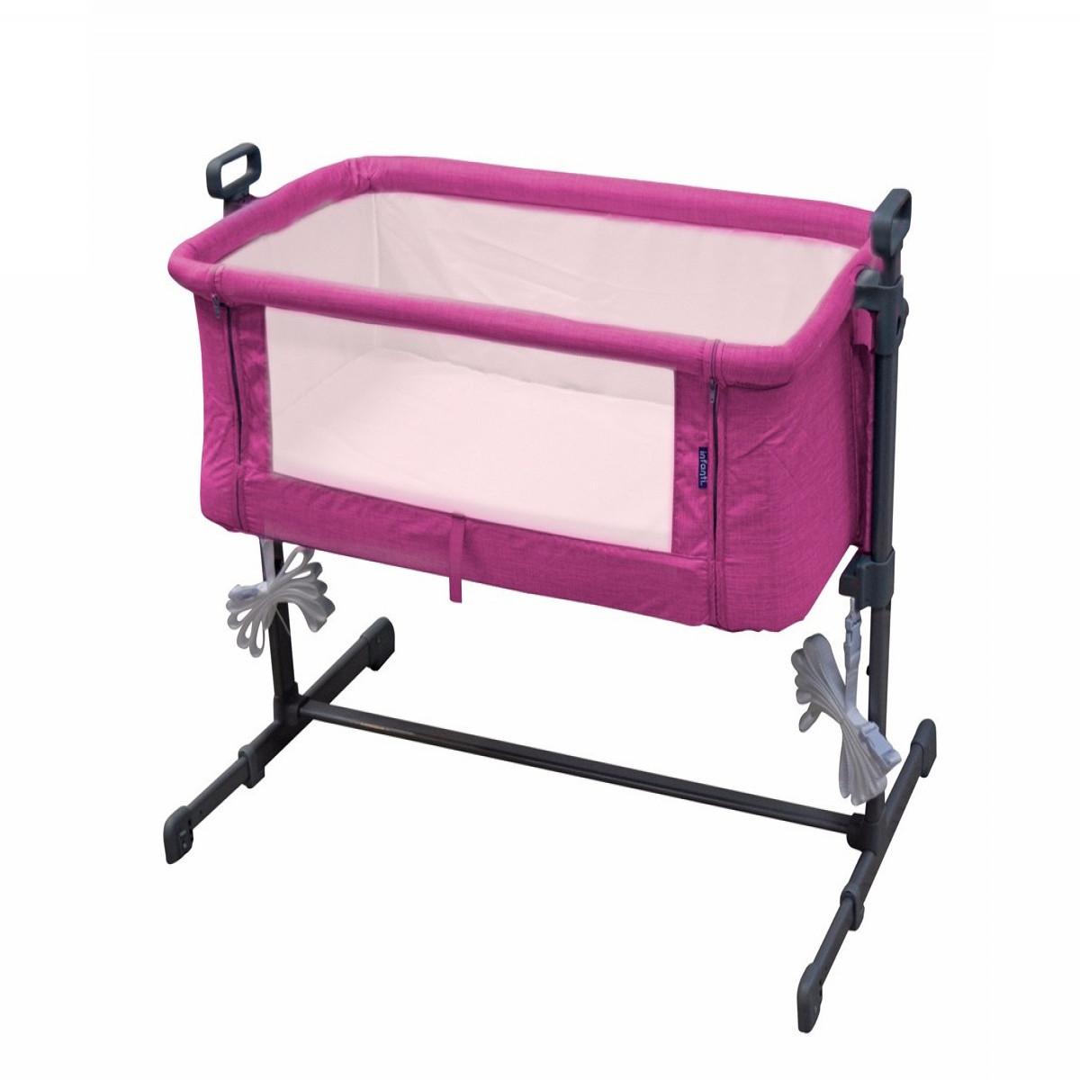 Cuna moisés colecho Infanti rosa