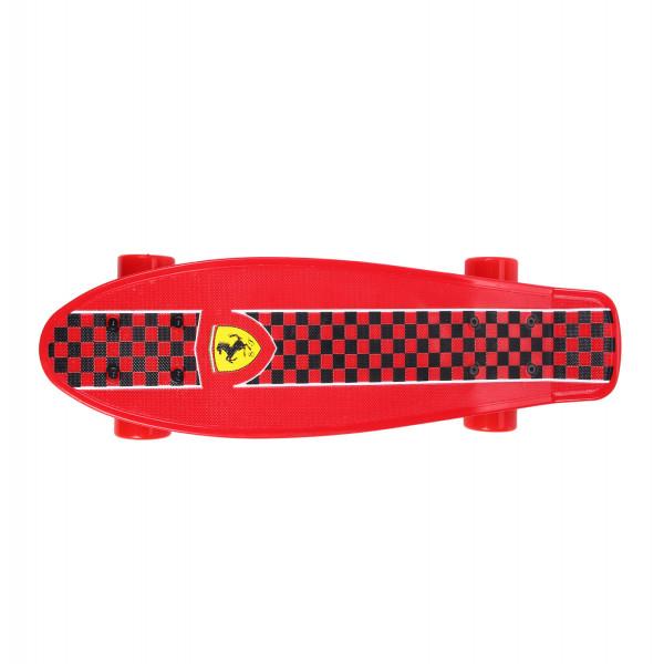 Skate para niños Ferrari Rojo
