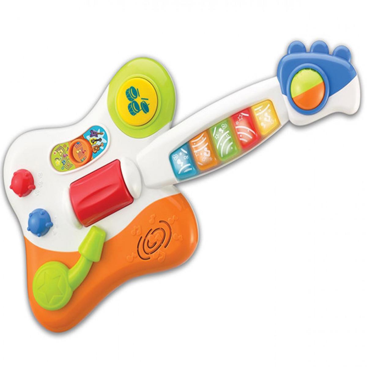 Guitarra musical con luz   Winfun