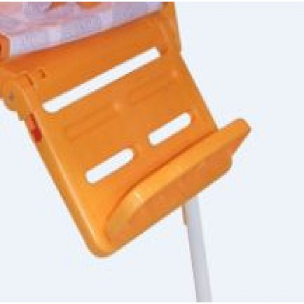 Silla de comer reforzada  Naranja
