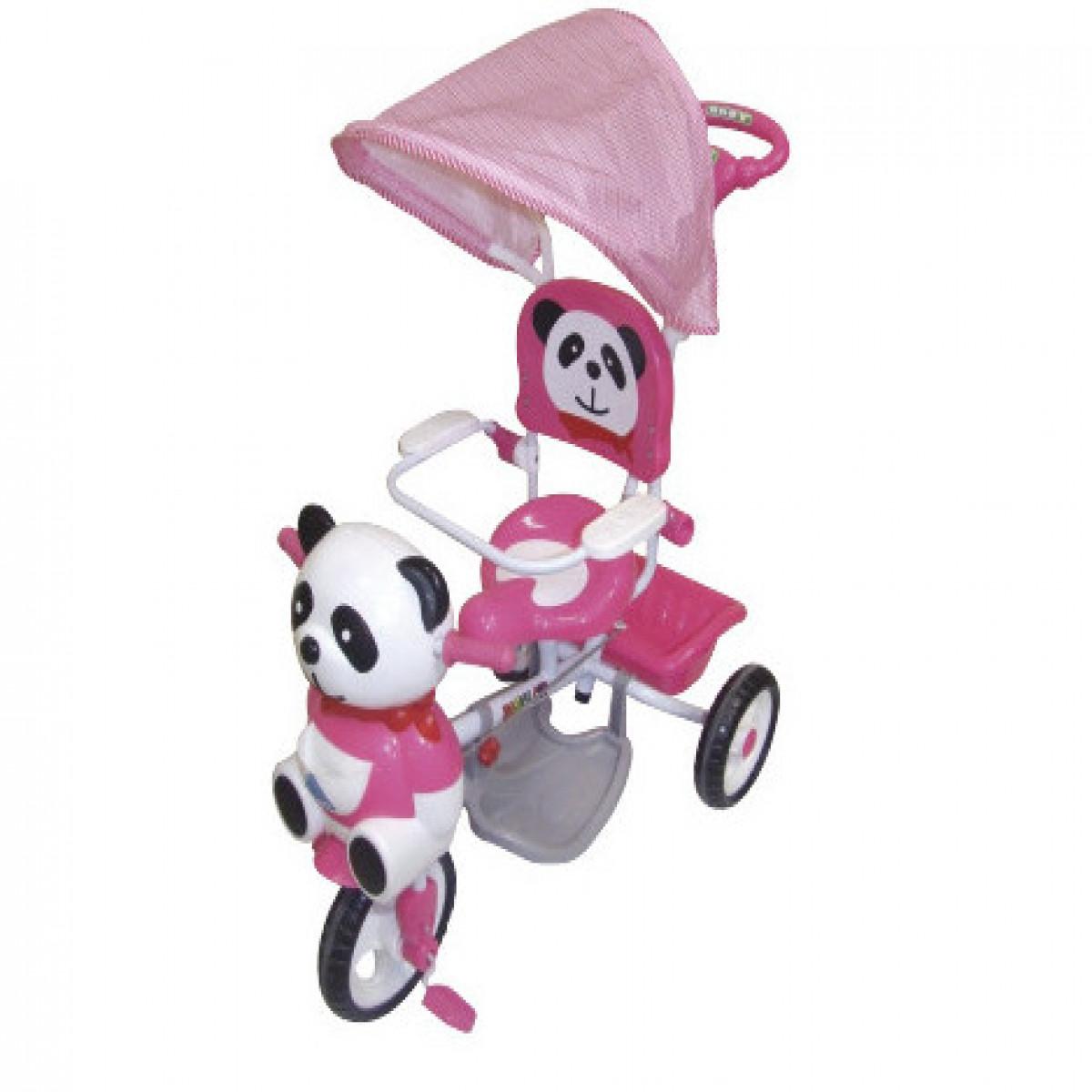 Triciclo Panda con musica