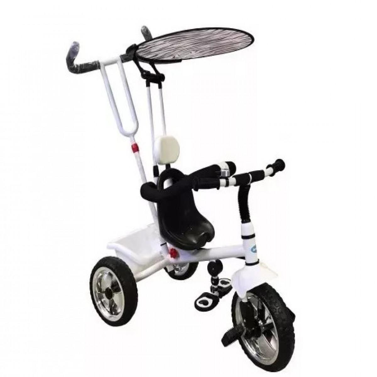 Triciclo Cebra Reforzado  negro
