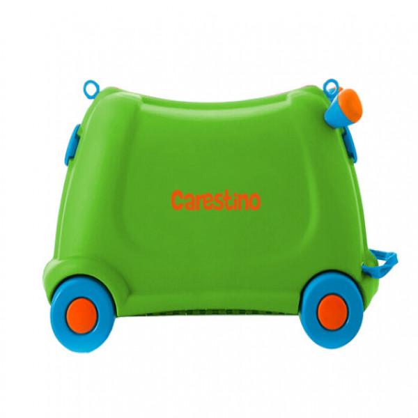 Valijita caminadora  Carestino Verde