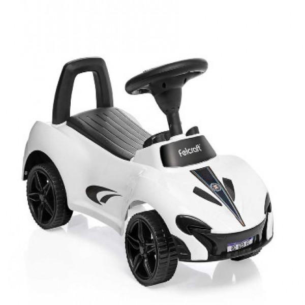 Andarín auto deportivo Felcraft Blanco