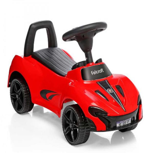 Andarín auto deportivo Felcraft Rojo