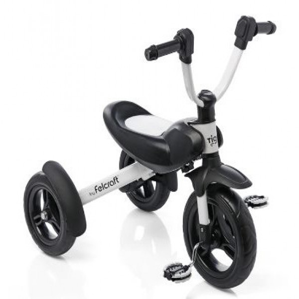 Triciclo Chopper Felcraft Blanco y negro