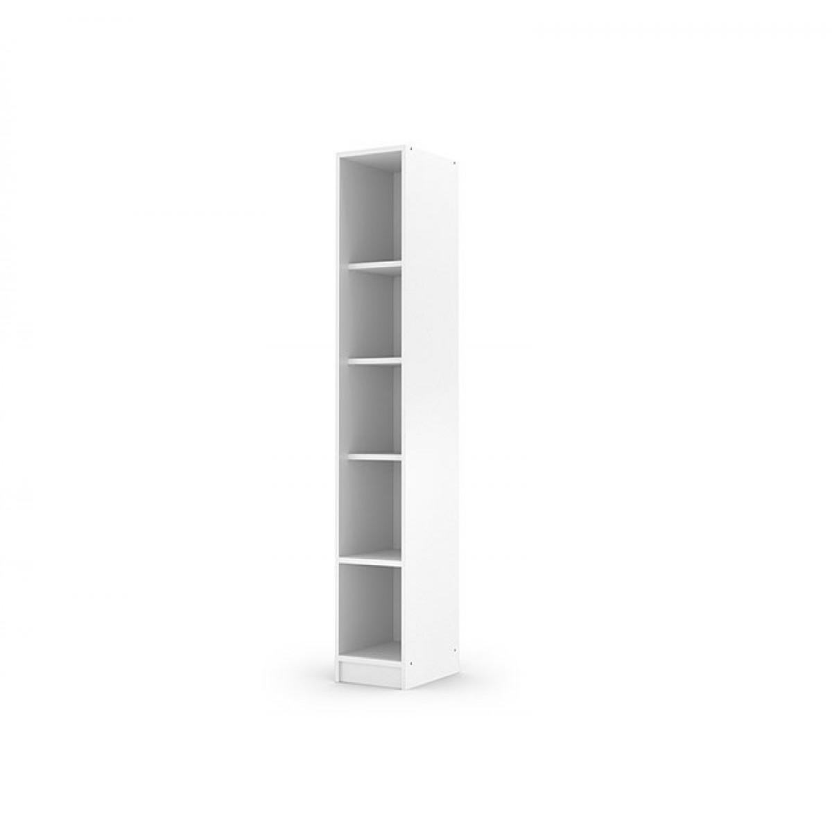 Torre Modular Línea Evö Dasmobel DasMöbel blanco