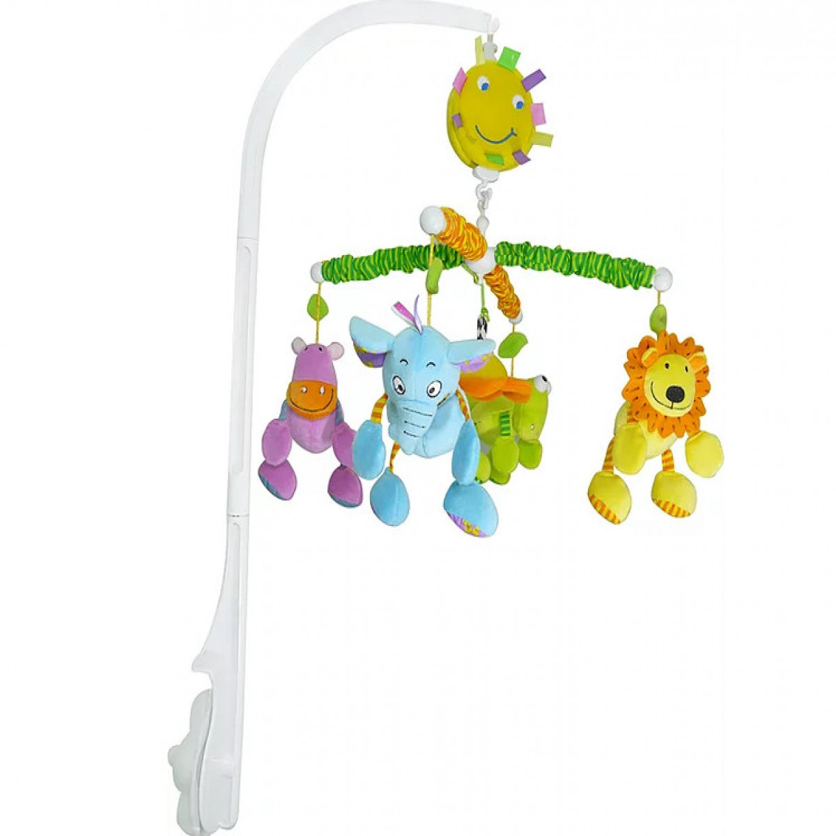 Cunero móvil a cuerda Biba Toys