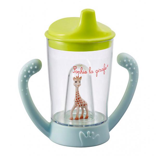 Vaso Sophie La Girafe Sophie La Girafe Blanco
