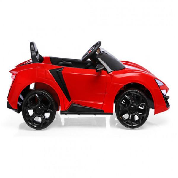 Furious          Felcraft Rojo