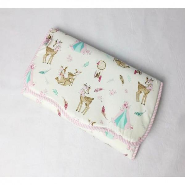 Cambiador de bolso  Bambi rosa
