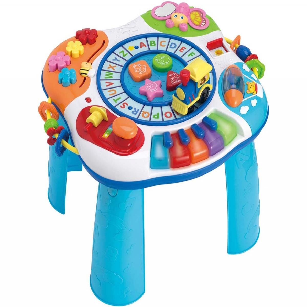 Mesa de juegos musical Winfun