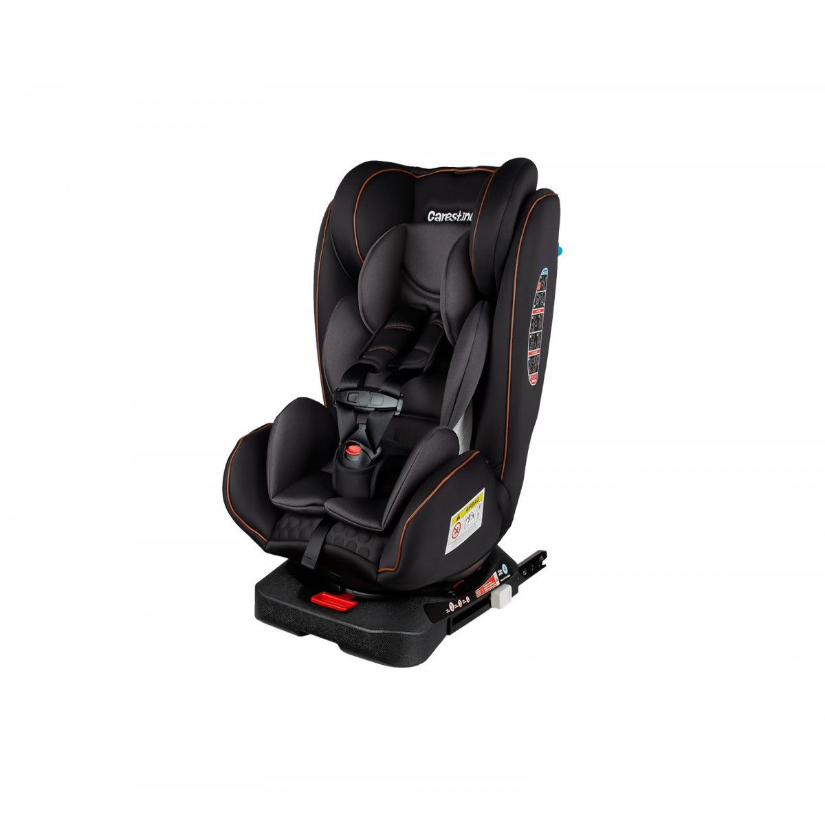 BUTACA DENVER ISOFIX Carestino negro