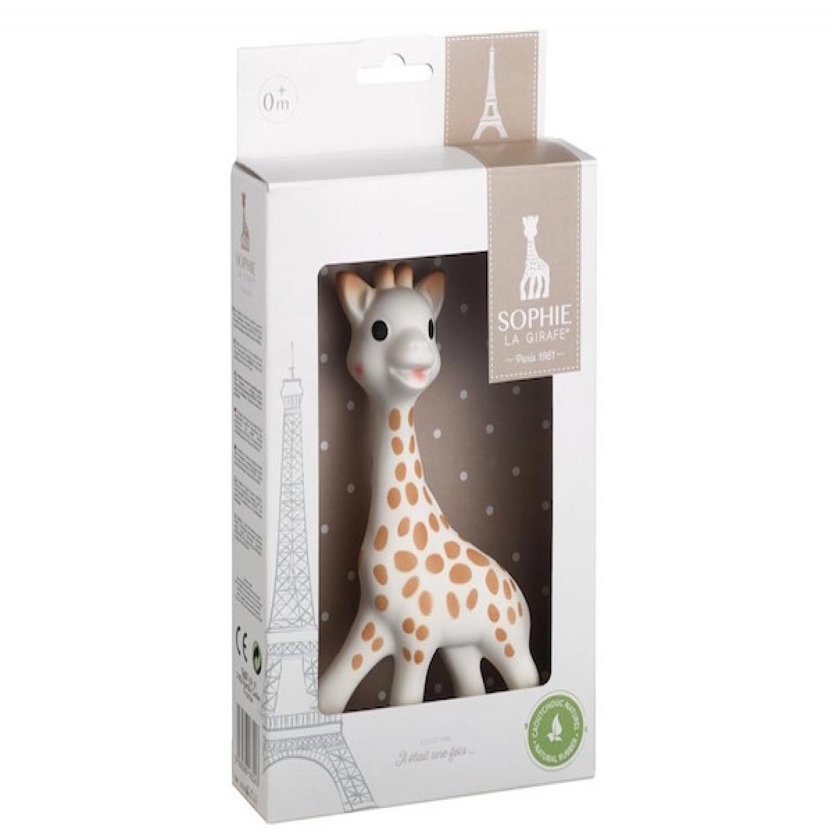 Jirafa Mordillo +0m Sophie La Girafe