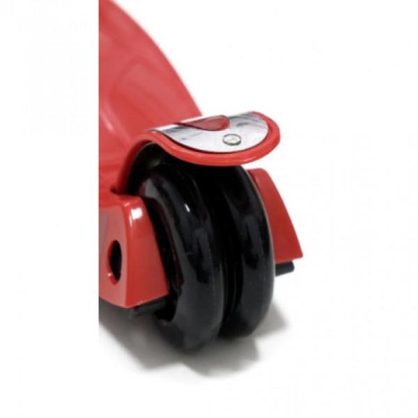 Monopatín Lamborgini con luz Lamborghini Rojo
