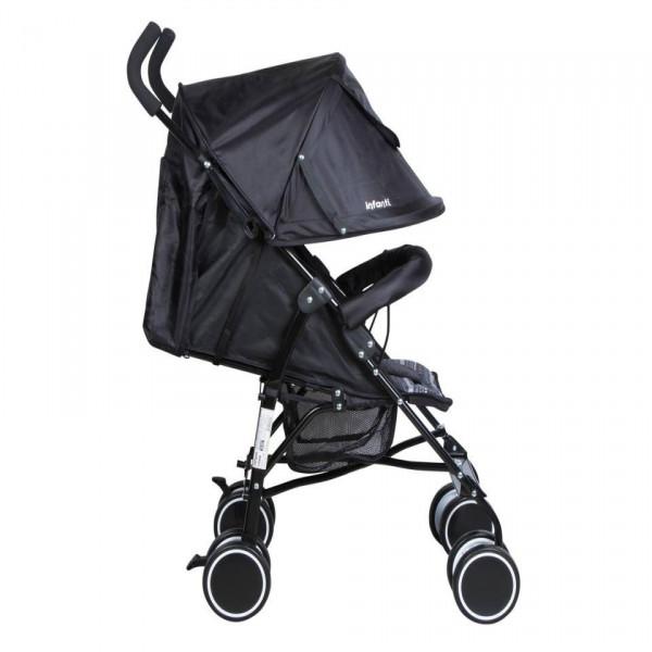 Paragüitas Twister B5  Infanti negro