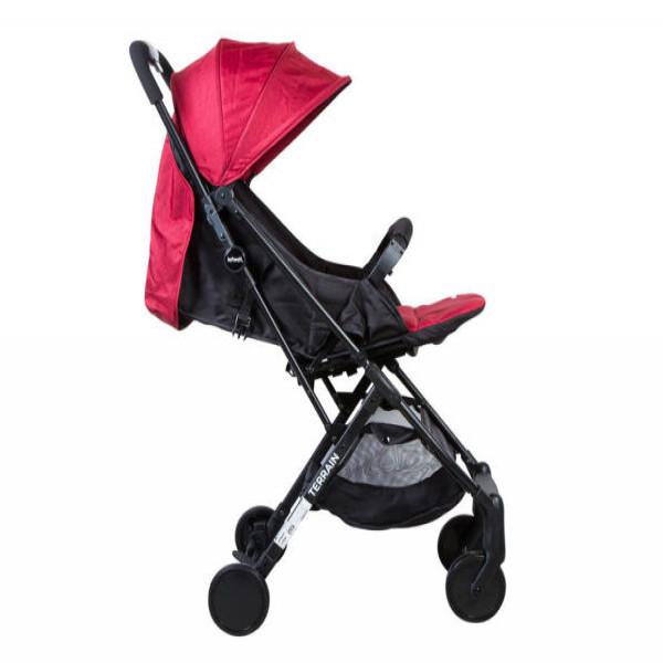 Cochecito Terrain Infanti Rojo