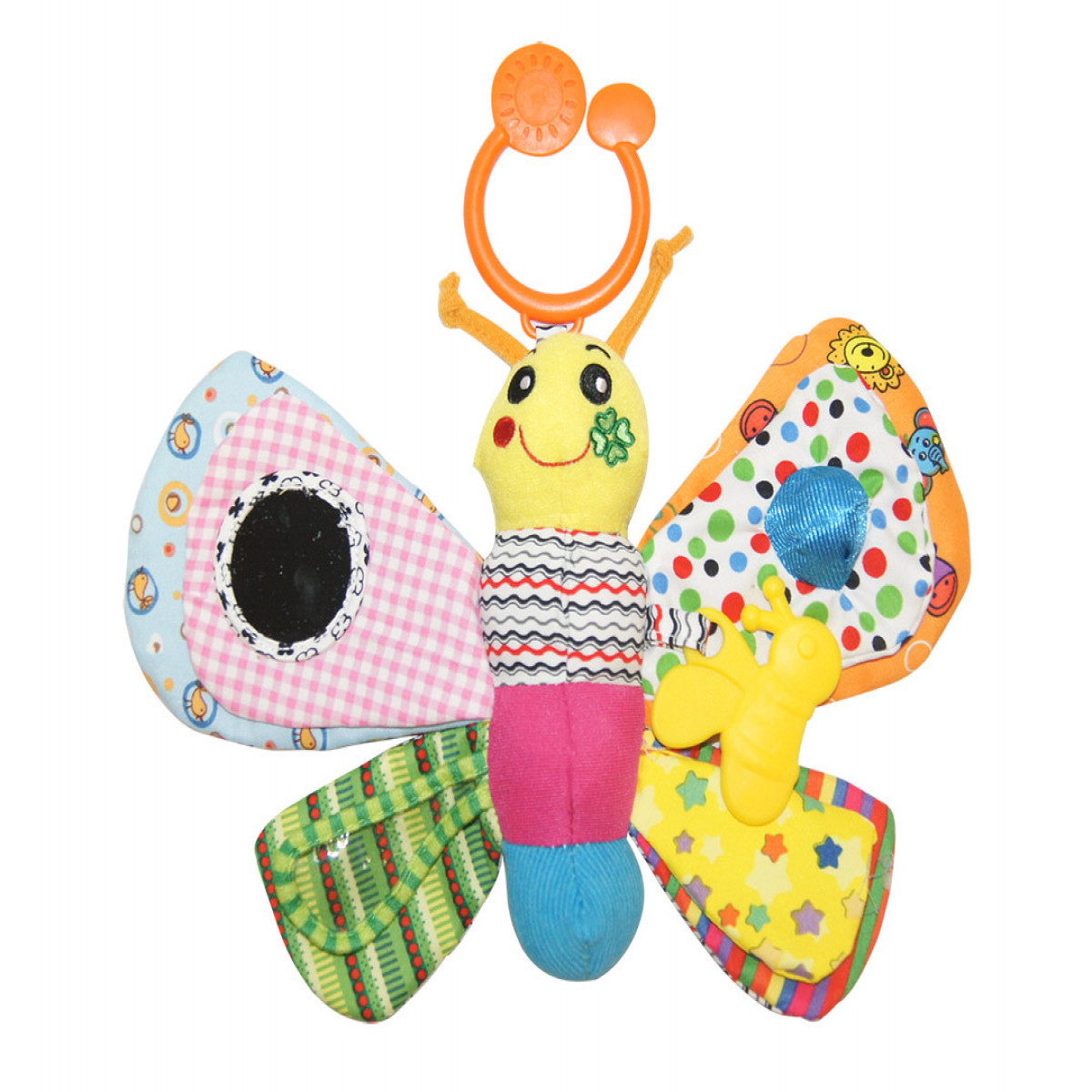 Colgante mariposa Biba Toys