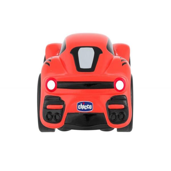 Mini Turbo Touch Ferrari Chicco Rojo