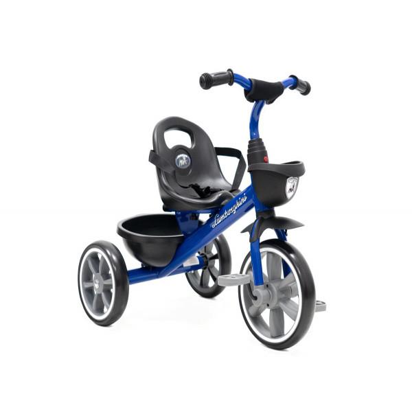Triciclo     Lamborghini Azul
