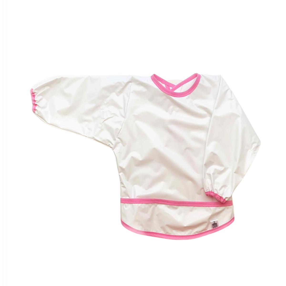 PINTORCITO BLANCO TALLE 1  rosa