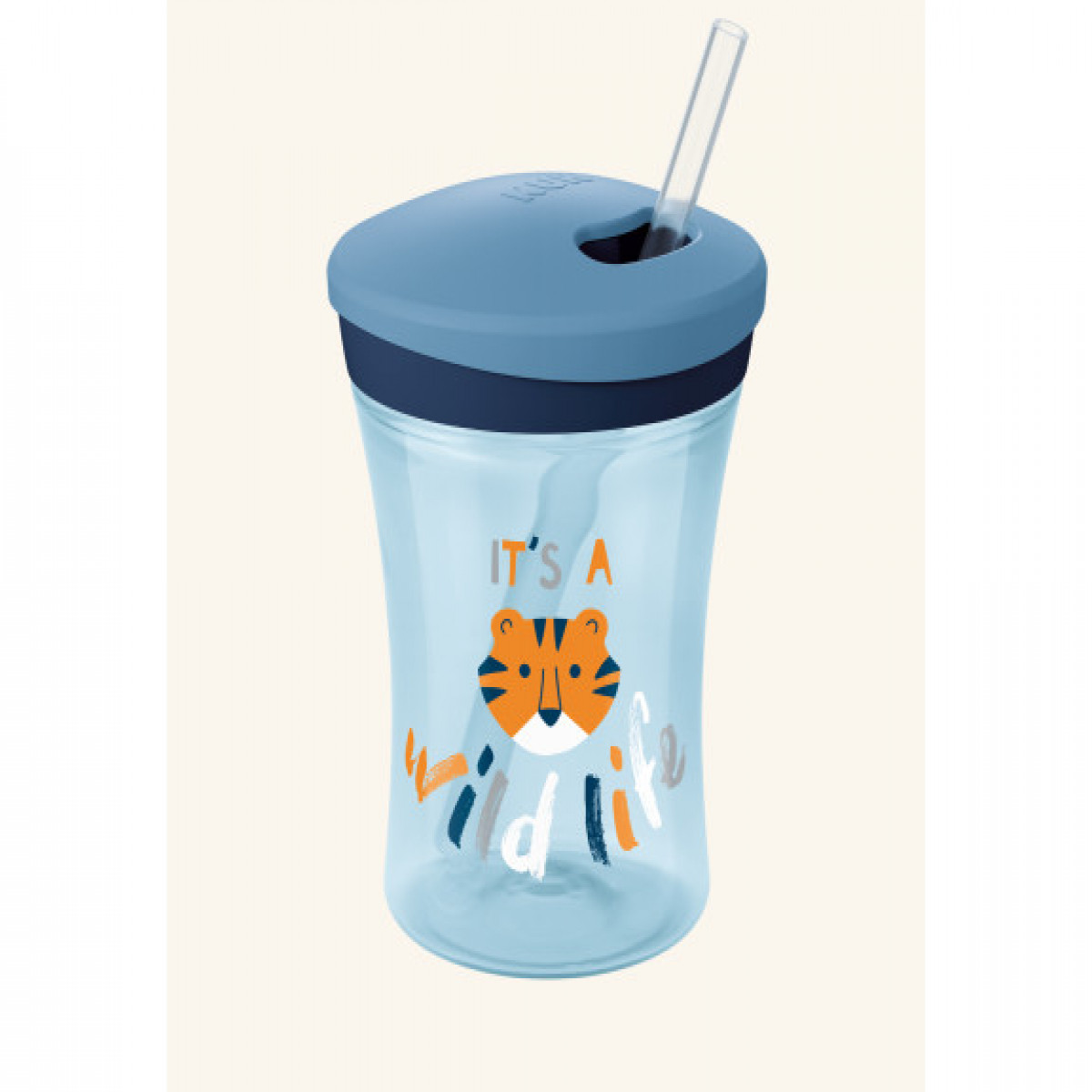 Vaso Evolution Action Cup Nuk azul