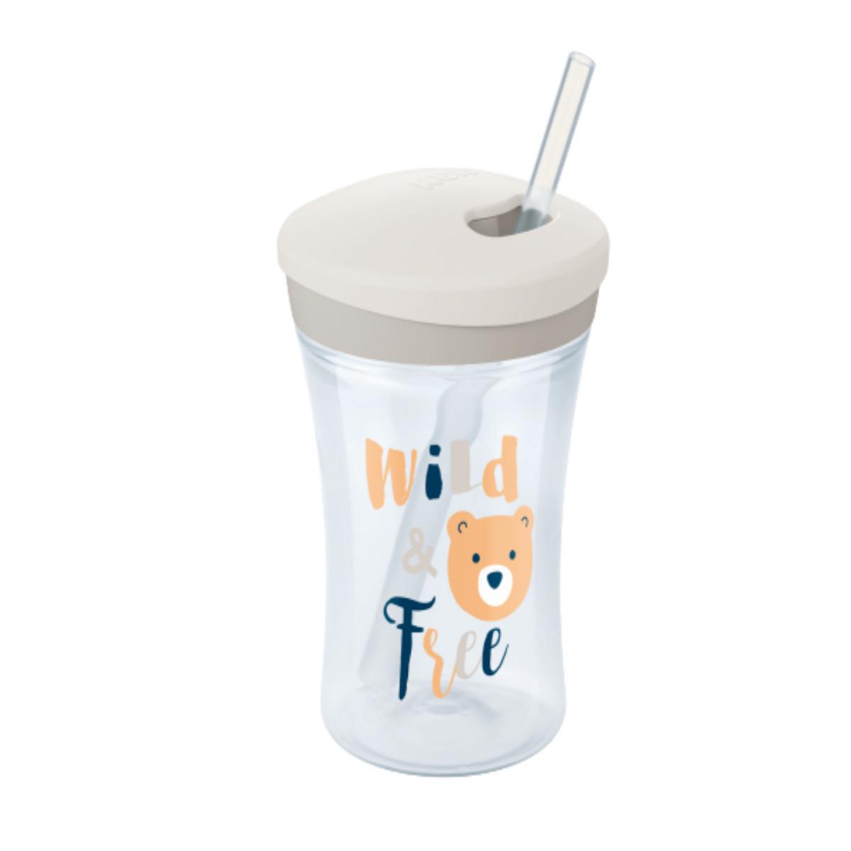 Vaso Action Cup Nuk beige