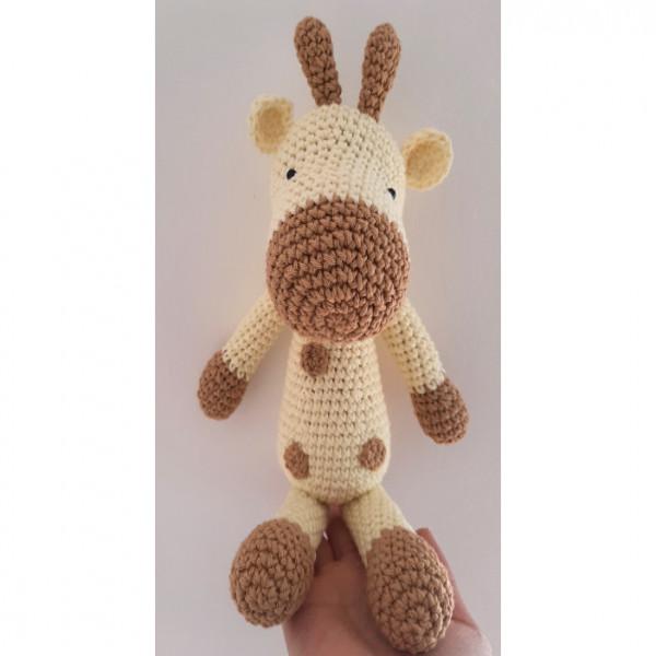 Muñeco De Apego Jirafa  Girafa