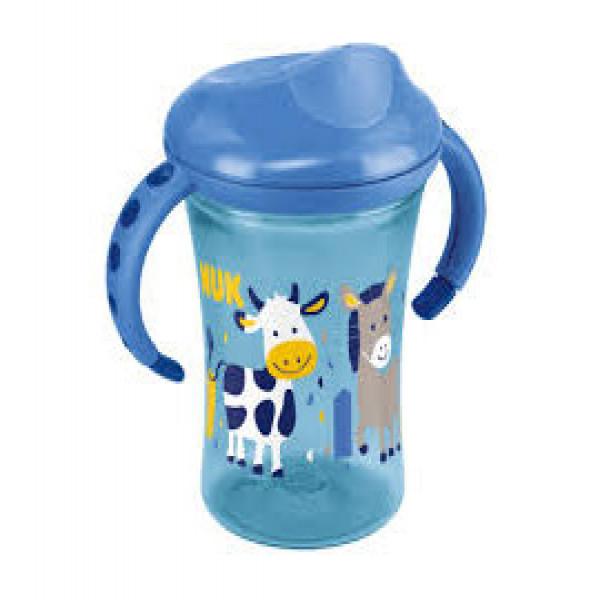 Vaso trainer cup  Nuk Azul