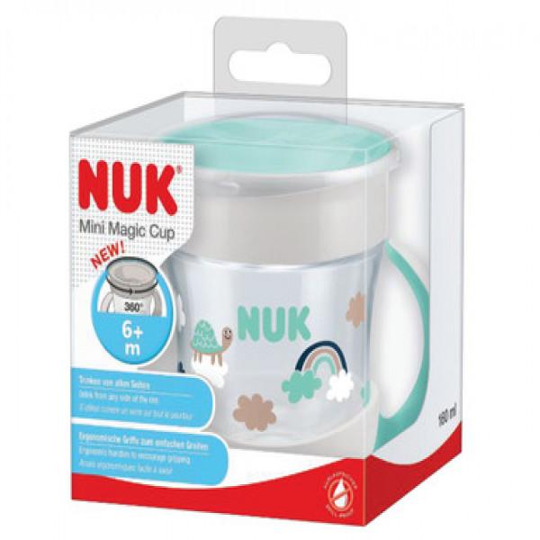 Vaso Mini Magic Cup Nuk verde