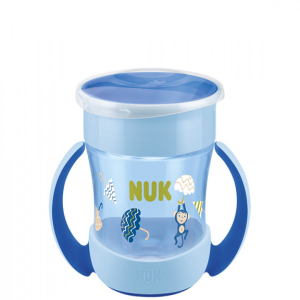 Vaso Magic Cup 6m+ Nuk azul