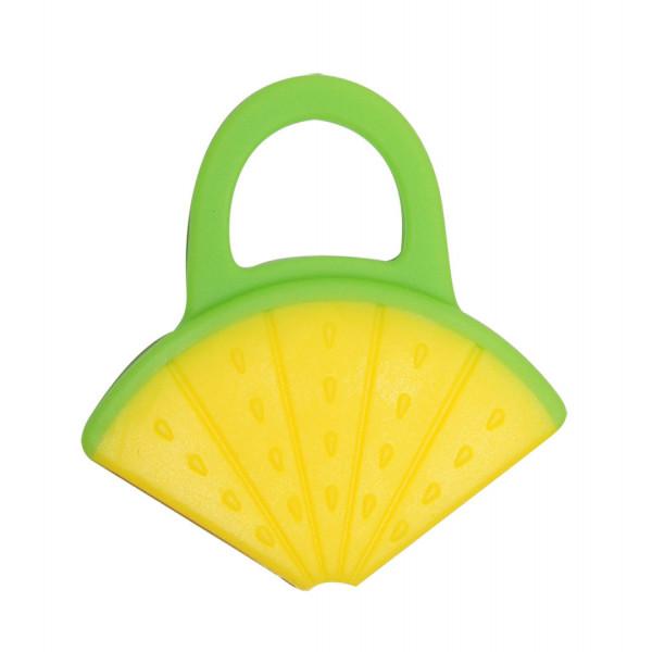 Mordillo ananá 8m+  Verde y amarillo