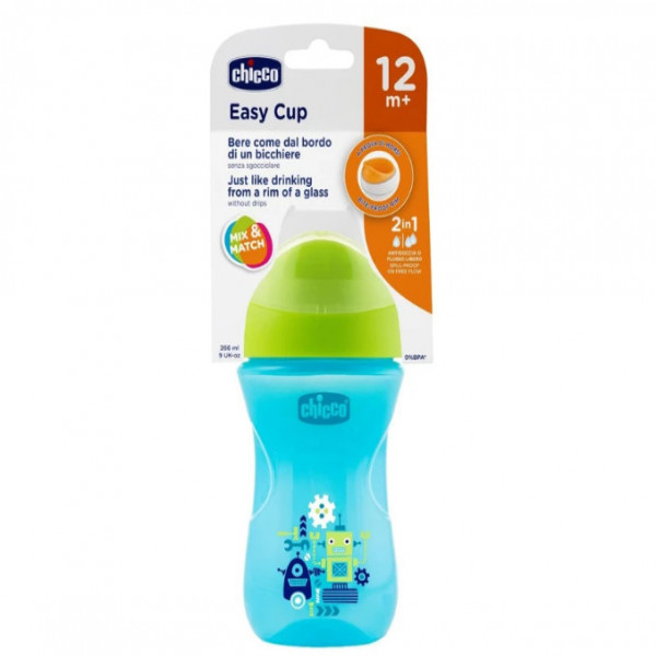 Easy  Cup  12m+ Chicco azul