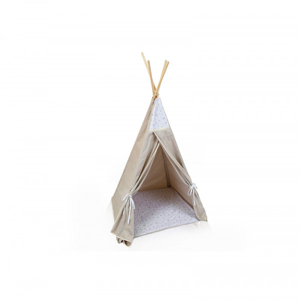 Carpa de Lectura Carestino Beige
