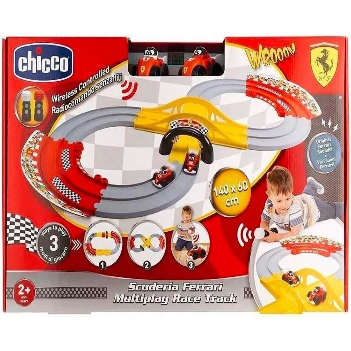 Pista de Carreras  Ferrari Chicco