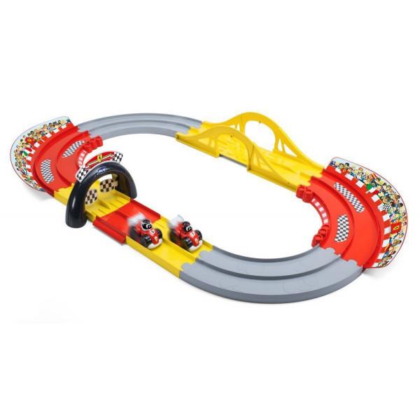 Pista de Carreras  Ferrari Chicco Pista de auto