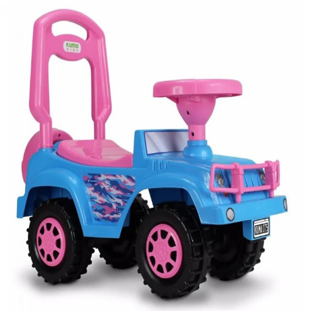 Andarin Jeep Patrol  rosa