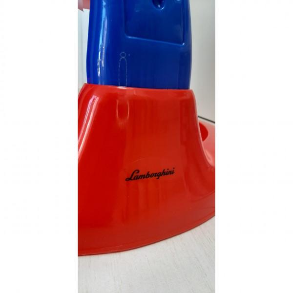 Centro de actividades 360 Lamborghini Rojo y azul