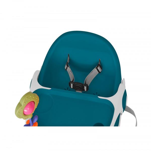 Silla de Comer Booster Carestino Azul