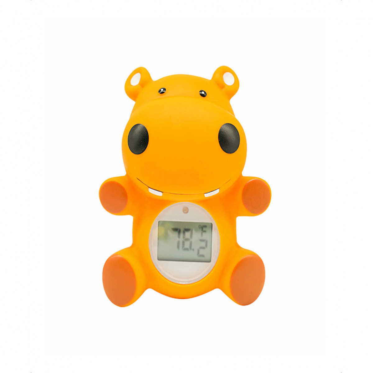 Termómetro de Agua y Ambiente Baby Innovation amarillo