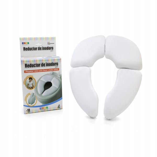 Reductor de inodoro Soft Baby Innovation Blanco