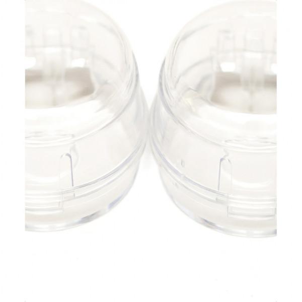 Traba perilla de horno Baby Innovation Transparente