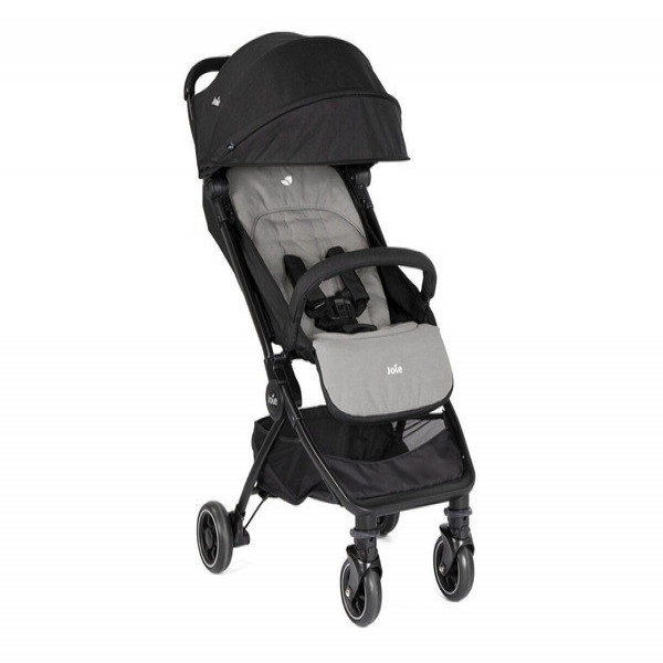 Coche Pact Joie Negro y gris