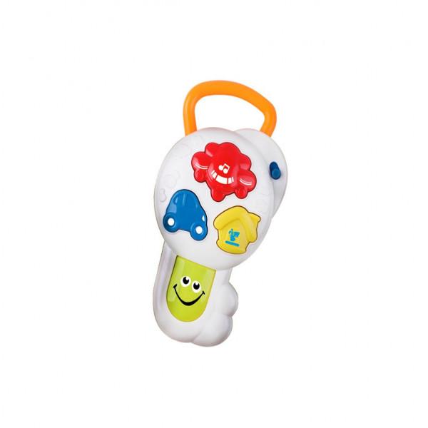 Sonajero interactivo Baby Innovation Multicolor