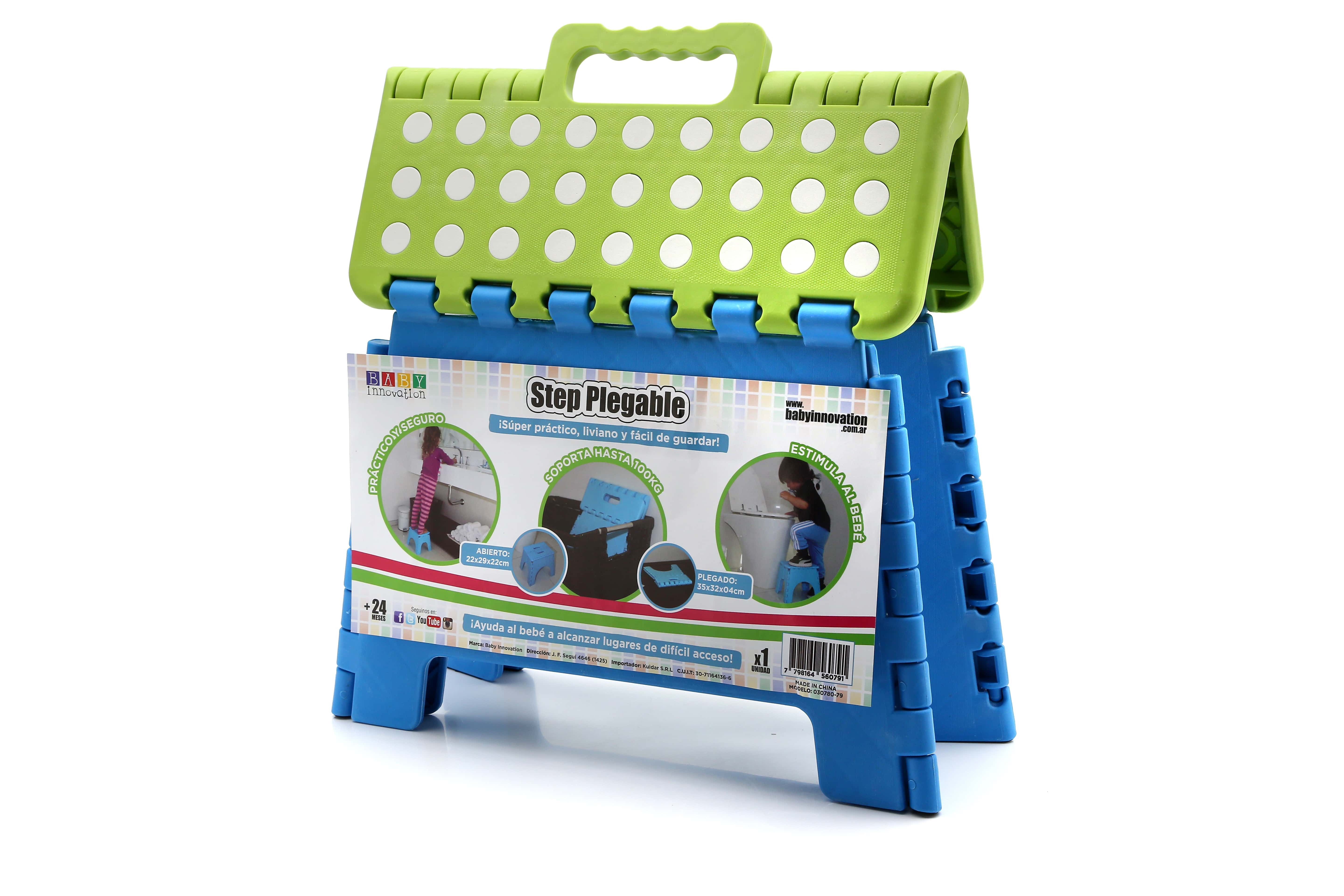 Banquito Plegable Baby Innovation Mas independencia