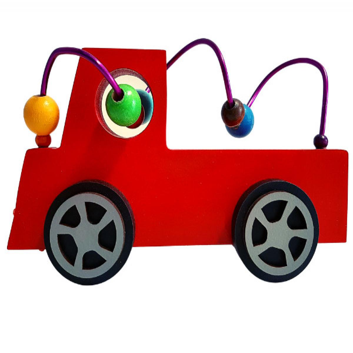 Auto prono  rojo