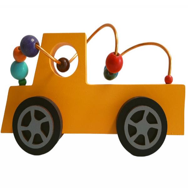Auto prono  Amarillo