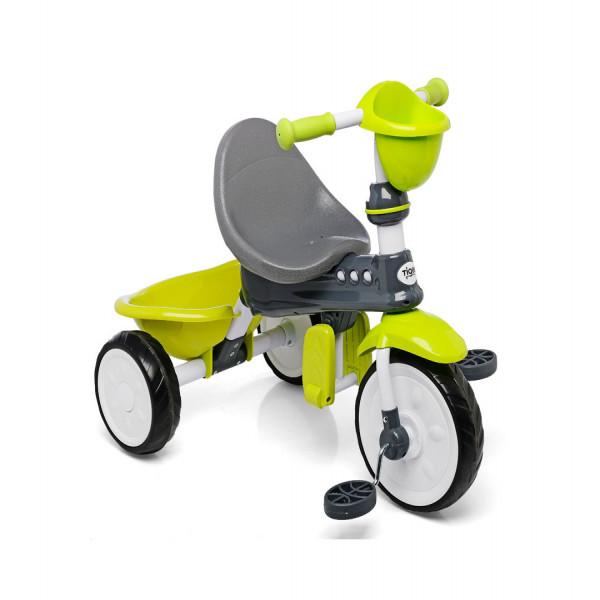 Triciclo Little Tiger Classic Felcraft Verde