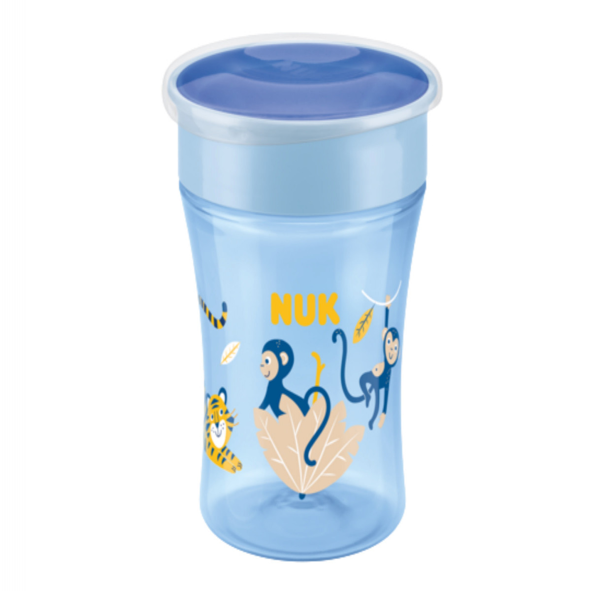 Vaso Evolution Magic Cup 360 Nuk azul