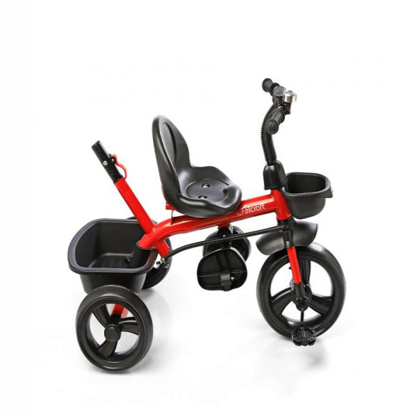 Triciclo Little Tiger Fit Felcraft Rojo